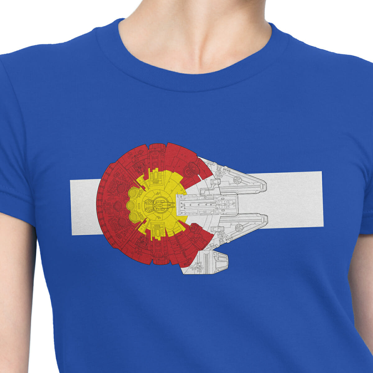 Colorado Millennium Falcon Star Wars High Altitude Apparel